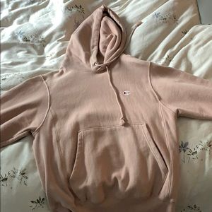 Rose Champion Reverse Weave Hoodie (UO exclusive)